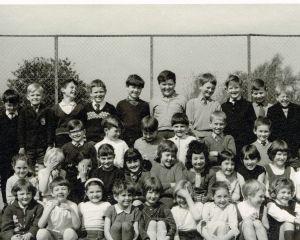 All Saints School 1967