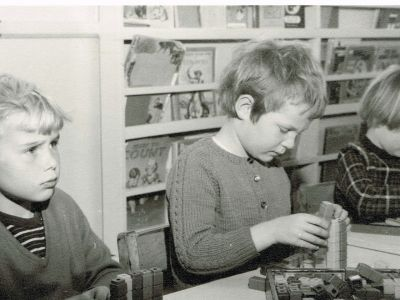 All Saints School 1967