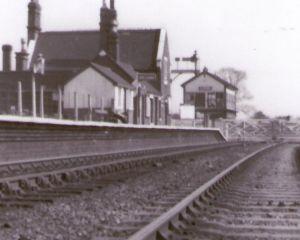 Alrewas Station